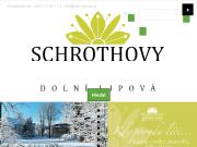 WEBOVÁ STRÁNKA Wellness hotel Villa Grohman Schrothovy léčebné lázně s.r.o.