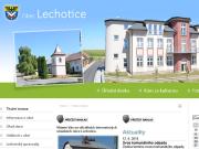 WEBOVÁ STRÁNKA Obecní úřad Lechotice Obec Lechotice