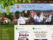 WEBOVÁ STRÁNKA Obecní úřad Vlčnov