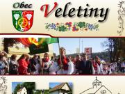 WEBOVÁ STRÁNKA Obecní úřad Veletiny Obec Veletiny