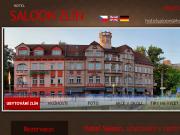 WEBOVÁ STRÁNKA Hotel SALOON