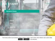 PÁGINA WEB AS Stavby - Alexandr Straka