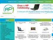 WEBOVÁ STRÁNKA AP Solutions s.r.o.