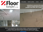 WEBOVÁ STRÁNKA FLOOR KOMPLET s.r.o.