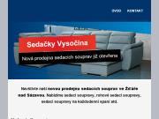 WEBOVÁ STRÁNKA Petr Svoboda Sedací soupravy Vysočina
