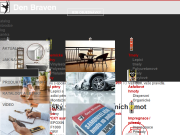 WEBOVÁ STRÁNKA Den Braven Czech and Slovak a.s. - pobočka Stříbro