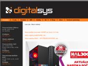 WEBOVÁ STRÁNKA Digitalsys s.r.o.