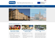 WEBOVÁ STRÁNKA Vojenský výzkumný ústav, s. p. výzkum a vývoj vojenské techniky