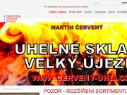 WEBOVÁ STRÁNKA Uhelné sklady - Martin Červený Wabros Consulting, s.r.o.