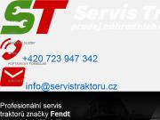 WEBOVÁ STRÁNKA Servis Traktorů s.r.o.