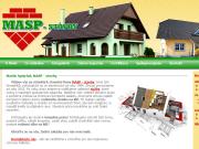 WEBOVÁ STRÁNKA MASP - stavby - Martin Spejchal
