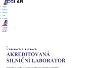 WEBOVÁ STRÁNKA ESLAB, spol. s r.o.