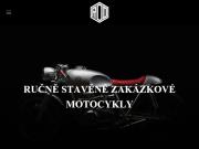 WEBOVÁ STRÁNKA ROD Custom Motorcycles David Zima