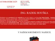 WEBOVÁ STRÁNKA Ing. Radek Houška -  Autobaterie Zlín