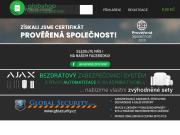 WEBOVÁ STRÁNKA GlobShop s.r.o.