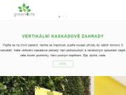 WEBOVÁ STRÁNKA Green4Life s.r.o.