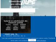WEBOVÁ STRÁNKA VILPE Brno
