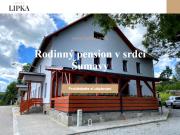 WEBOVÁ STRÁNKA Apartmány Lipka