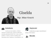 WEBOVÁ STRÁNKA Giselda Mgr. Milan Knecht