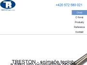 SITO WEB TRESTON spol. s r.o.