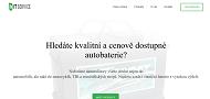 WEBOVÁ STRÁNKA Autobaterie STABAT s.r.o.