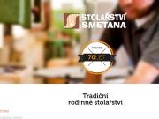 WEBOVÁ STRÁNKA Stola�stv� Smetana, s.r.o.