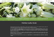 WEBOVÁ STRÁNKA Pohřební služba Jana Horká