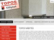 WEBOVÁ STRÁNKA TOPOS - T s.r.o.