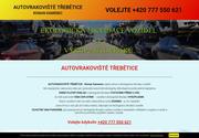 WEBOVÁ STRÁNKA Autovrakoviště TŘEBĚTICE Roman Kamenec