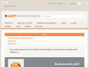 WEBOVÁ STRÁNKA LAPP Czech Republic s.r.o.