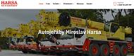 SITO WEB AUTOJERABY Miroslav Harsa