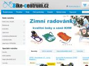 WEBOVÁ STRÁNKA bike-centrum.cz Martina Koutná