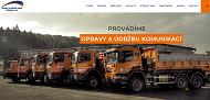 WEBOVÁ STRÁNKA Správa a údržba silnic Zlínska, s.r.o.