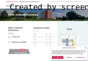Strona (witryna) internetowa MUDr. Helena Dvorakova - ortodoncie s.r.o. www.ortodoncie-zlinsko.cz