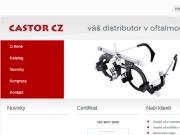 SITO WEB CASTOR CZ, s.r.o.