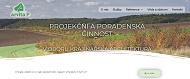 WEBOVÁ STRÁNKA ARVITA P spol. s r.o.