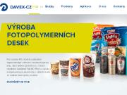 WEBOVÁ STRÁNKA DAVEX - CZ, spol. s r.o.