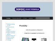 WEBOVÁ STRÁNKA Jozef Pomkla - JOPOS