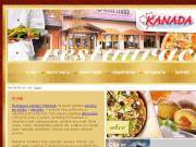 WEBOVÁ STRÁNKA Restaurace KANADA ANNFI company a.s.