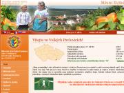 WEBOVÁ STRÁNKA Město Velké Pavlovice Městský úřad Velké Pavlovice