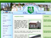 WEBOVÁ STRÁNKA Obec Brumovice Obecní úřad Brumovice