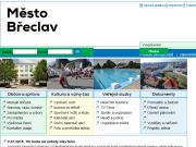 WEBOVÁ STRÁNKA Město Břeclav