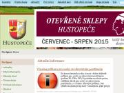WEBOVÁ STRÁNKA Město Hustopeče Městský úřad Hustopeče