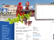 SITO WEB Obec Milotice