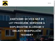 WEBOVÁ STRÁNKA AUTOGAS-DESTASERVIS s.r.o.