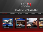 SITO WEB OUT CITY MEDIA s.r.o.