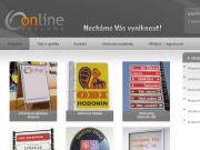 WEBOV� STR�NKA Reklama online s.r.o.