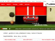 WEBOVÁ STRÁNKA LOMAX & Co s.r.o.