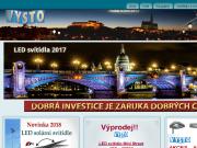 WEBOVÁ STRÁNKA VYSTO Kobylí, s.r.o.