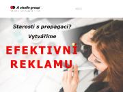 WEBOVÁ STRÁNKA A studio group, spol. s r.o.